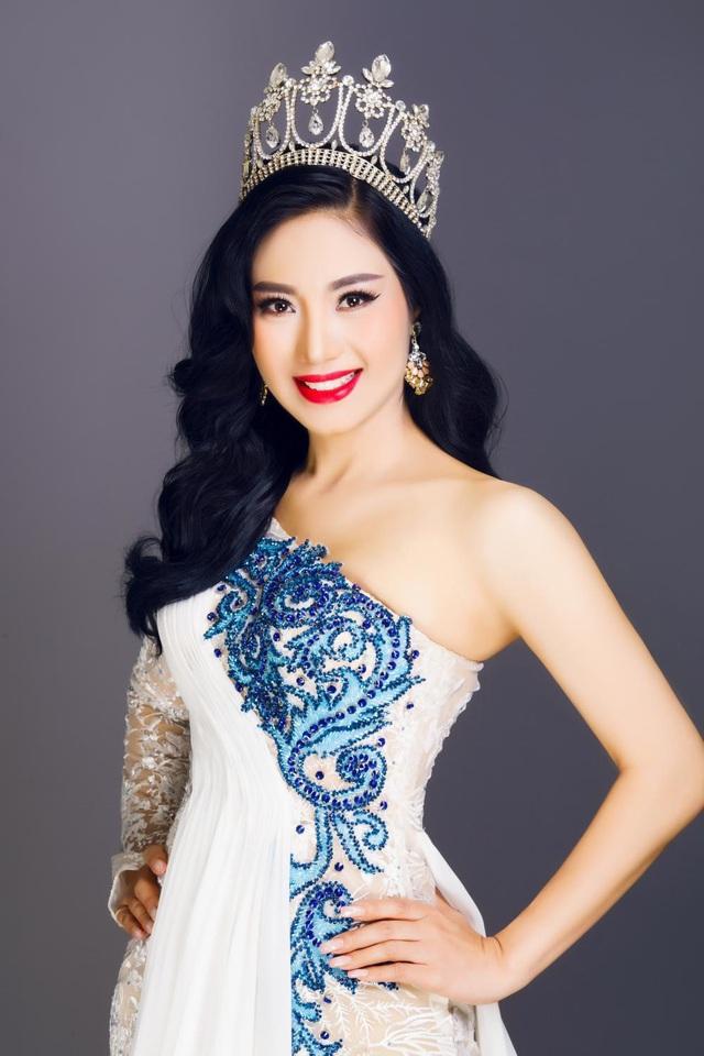 """Á hậu doanh nhân Trần Bảo Linh: """"phụ nữ sẽ hạnh phúc khi sở hữu cả vẻ đẹp trí tuệ và nhan sắc"""" - Ảnh 1."""