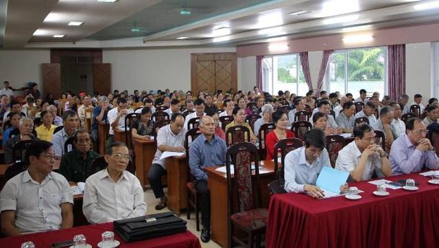 Tổng cục Dân số tổ chức tọa đàm cung cấp thông tin cho người cao tuổi tại Lai Châu - Ảnh 1.