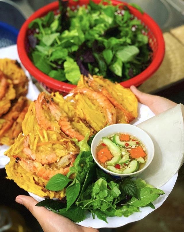 Bánh tôm và loạt món ngon hút giới trẻ Hà Nội ngày hè - Ảnh 12.