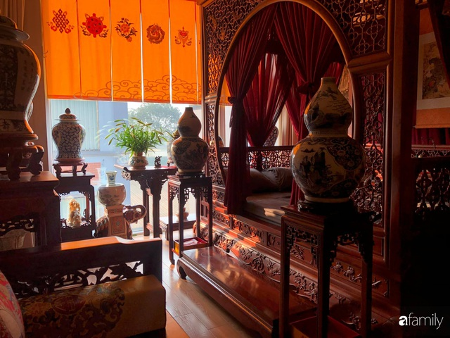 Ngôi nhà 70m² với phong cách độc nhất vô nhị toàn đồ quý hiếm của chàng trai độc thân Hà Nội - Ảnh 2.