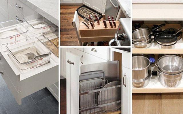 Những ý tưởng thiết kế siêu dễ giúp bạn sở hữu căn bếp đẹp ấn tượng - Ảnh 1.