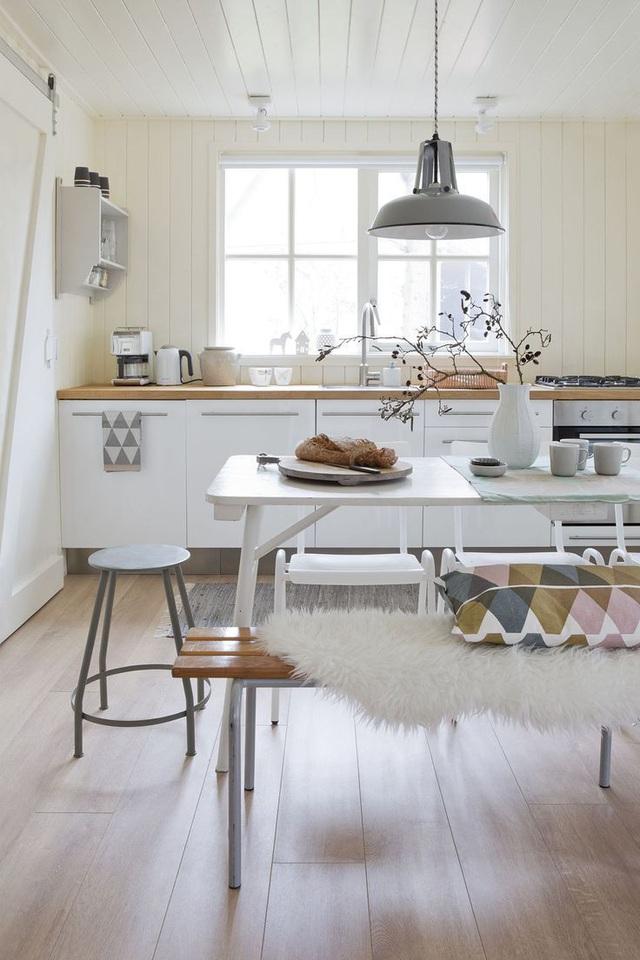 Những ý tưởng thiết kế siêu dễ giúp bạn sở hữu căn bếp đẹp ấn tượng - Ảnh 12.