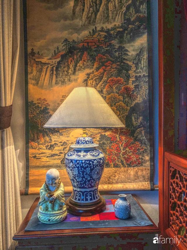 Ngôi nhà 70m² với phong cách độc nhất vô nhị toàn đồ quý hiếm của chàng trai độc thân Hà Nội - Ảnh 13.