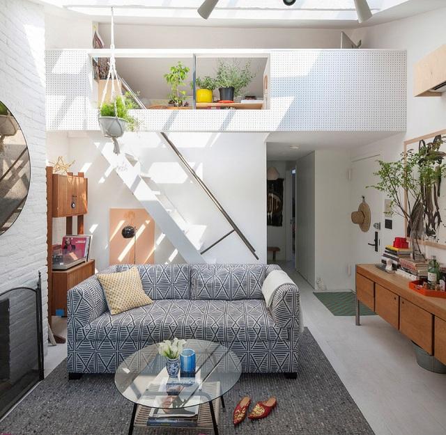 Dù phòng khách nhà bạn có nhỏ thế nào đi nữa thì vẫn đẹp hoàn hảo nhờ 3 kinh nghiệm lựa chọn ghế sofa dưới đây - Ảnh 13.