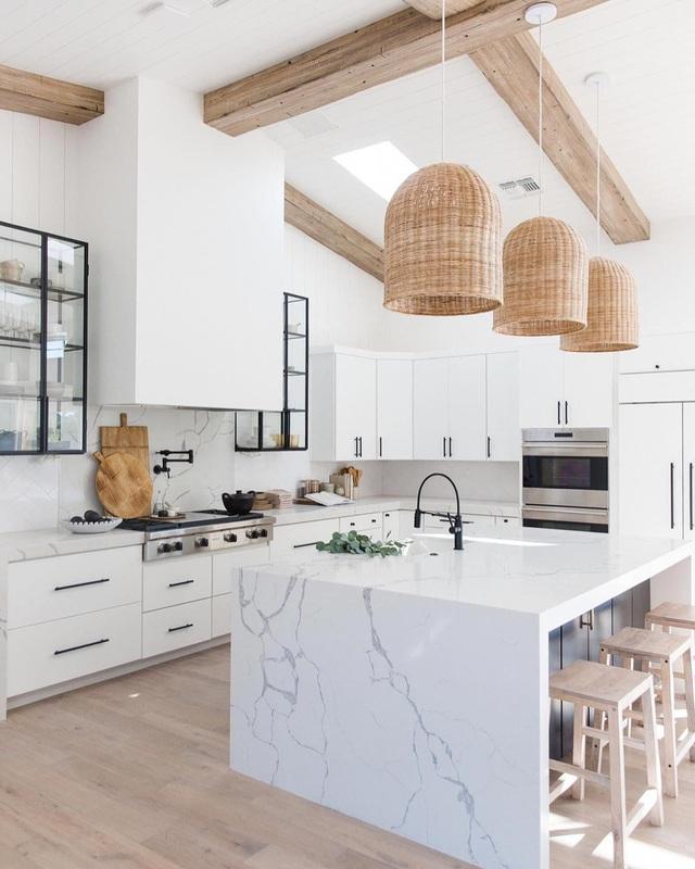 Những ý tưởng thiết kế siêu dễ giúp bạn sở hữu căn bếp đẹp ấn tượng - Ảnh 14.