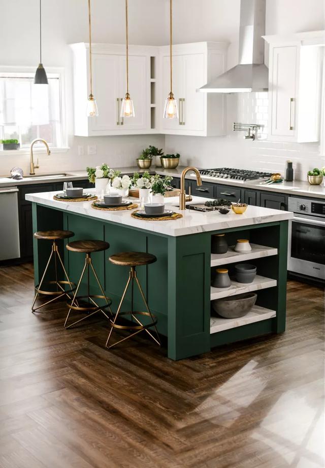 Những ý tưởng thiết kế siêu dễ giúp bạn sở hữu căn bếp đẹp ấn tượng - Ảnh 17.