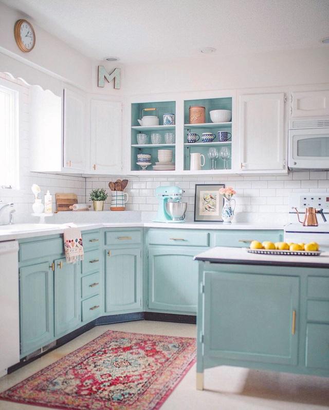 Những ý tưởng thiết kế siêu dễ giúp bạn sở hữu căn bếp đẹp ấn tượng - Ảnh 3.