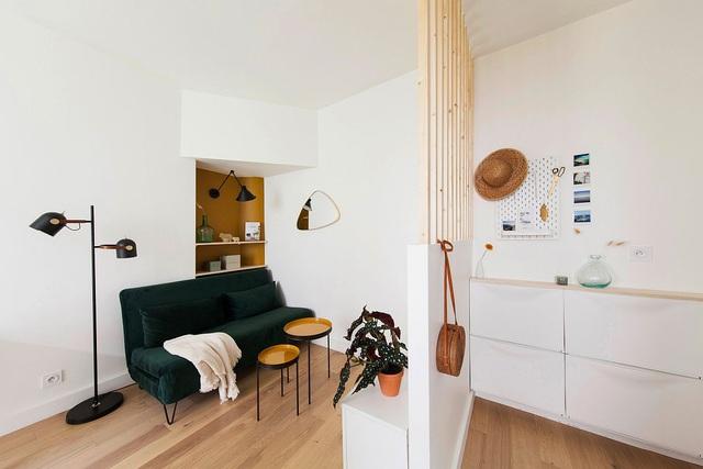 Dù phòng khách nhà bạn có nhỏ thế nào đi nữa thì vẫn đẹp hoàn hảo nhờ 3 kinh nghiệm lựa chọn ghế sofa dưới đây - Ảnh 3.