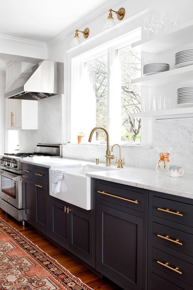 Những ý tưởng thiết kế siêu dễ giúp bạn sở hữu căn bếp đẹp ấn tượng - Ảnh 4.