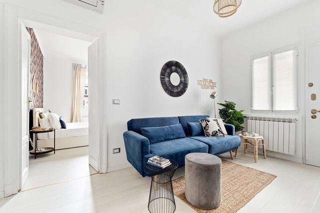 Dù phòng khách nhà bạn có nhỏ thế nào đi nữa thì vẫn đẹp hoàn hảo nhờ 3 kinh nghiệm lựa chọn ghế sofa dưới đây - Ảnh 5.