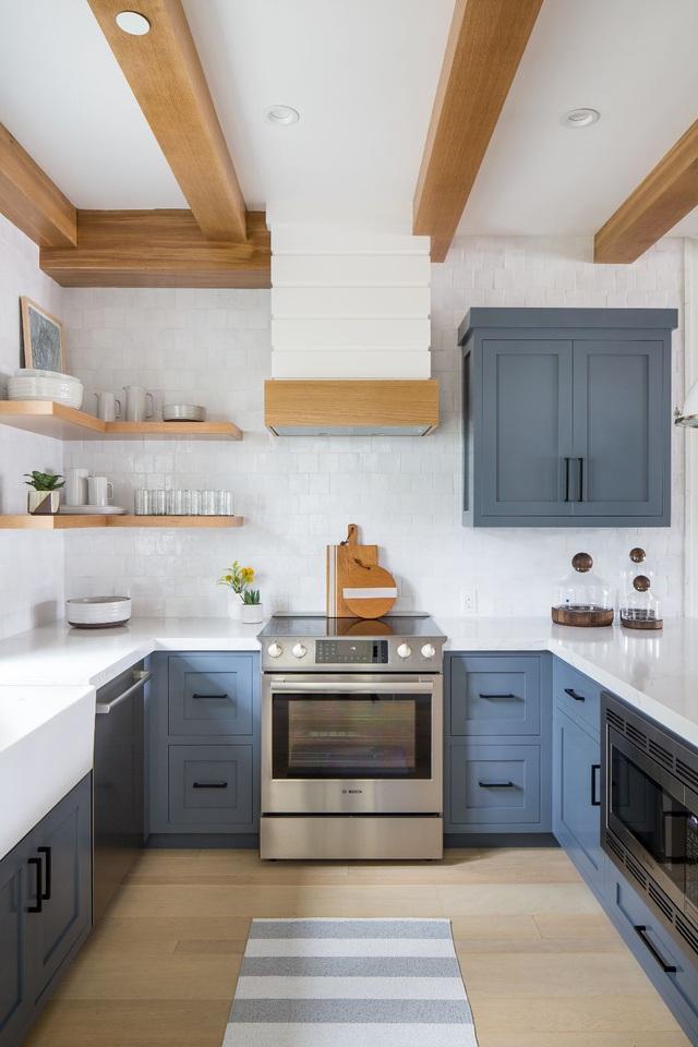 Những ý tưởng thiết kế siêu dễ giúp bạn sở hữu căn bếp đẹp ấn tượng - Ảnh 6.