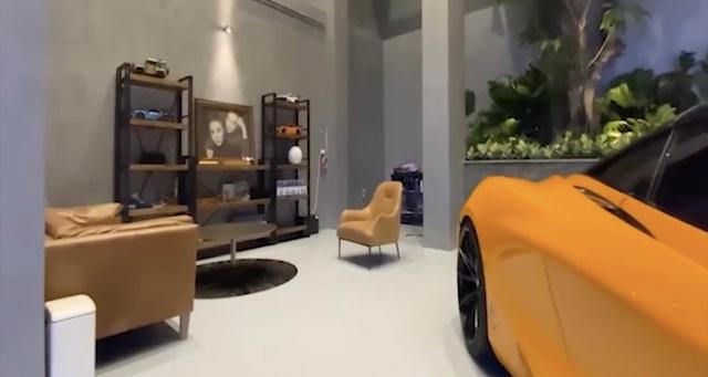 Hé lộ góc yêu thích bên trong biệt thự 20 tỷ, Đàm Thu Trang khoe thêm những góc nhà hoành tráng khác - Ảnh 5.