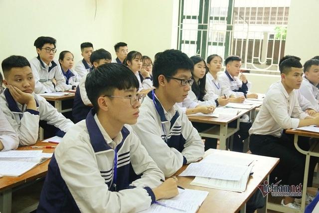 Sẵn sàng phương án tổ chức thi tốt nghiệp THPT ngay trong khu cách ly - Ảnh 2.