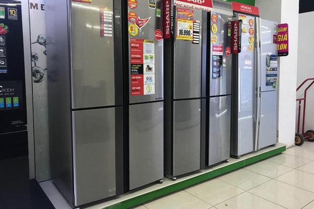 Tủ lạnh hạng sang siêu tiết kiệm điện giảm giá tới 50% - Ảnh 2.