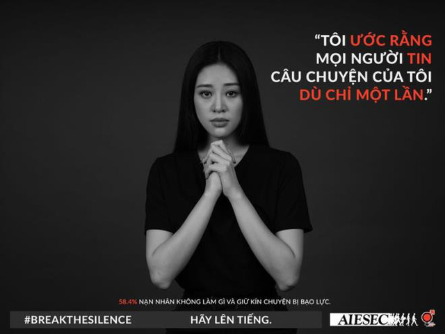 Hoa hậu Khánh Vân tái hiện nỗi đau bị quấy rối tình dục - Ảnh 1.