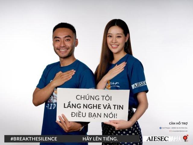 Hoa hậu Khánh Vân tái hiện nỗi đau bị quấy rối tình dục - Ảnh 8.