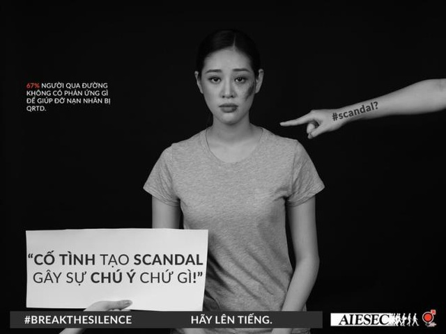 Hoa hậu Khánh Vân tái hiện nỗi đau bị quấy rối tình dục - Ảnh 2.