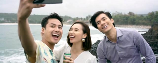 """Thanh Sơn, Lã Thanh Huyền """"kể xấu Nhan Phúc Vinh """"Tình yêu và tham vọng - Ảnh 3."""