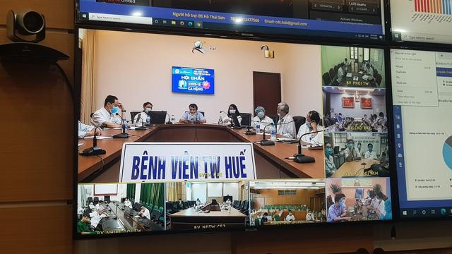 Ngày kỷ lục ghi nhận ca bệnh COVID-19, Tổ Điều trị tại Đà Nẵng: Giải toả áp lực cho BV Đà Nẵng là nhiệm vụ cấp bách - Ảnh 2.