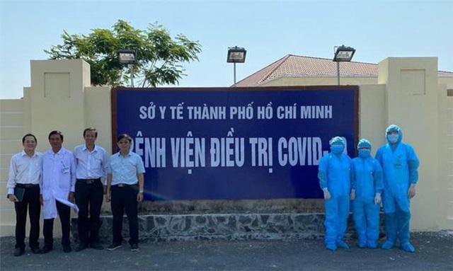 TP.HCM: Bệnh viện Điều trị COVID-19 Cần Giờ hoạt động trở lại từ ngày mai - Ảnh 2.