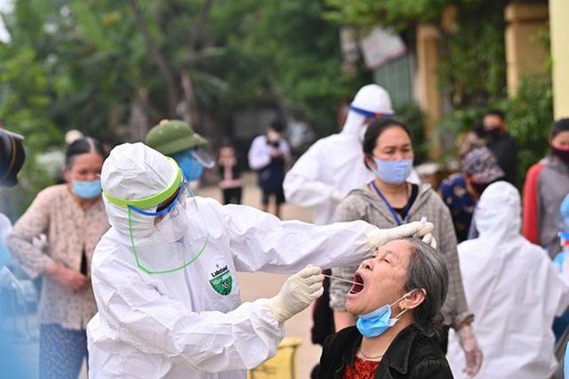 Đã có kết quả xét nghiệm nhanh COVID-19 hơn 21.700 người Hà Nội - Ảnh 2.