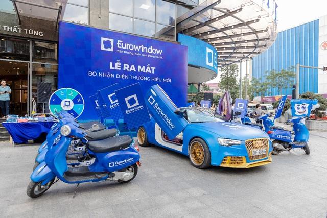Bộ nhận diện thương hiệu mới của Eurowindow chính thức ra mắt - Ảnh 1.