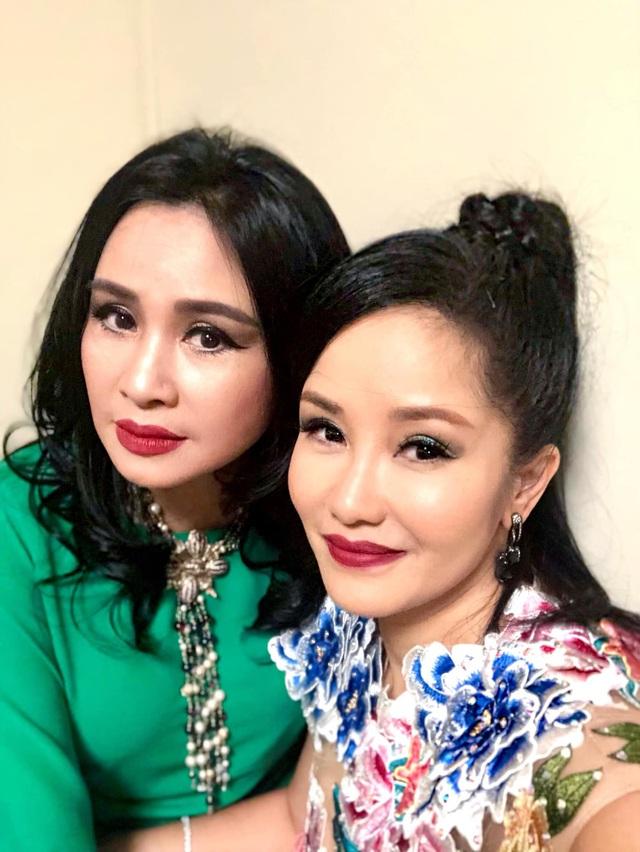 Đời tư diva Việt: Thanh Lam, Hồng Nhung tuổi 50 vẫn yêu nồng nhiệt - Ảnh 2.