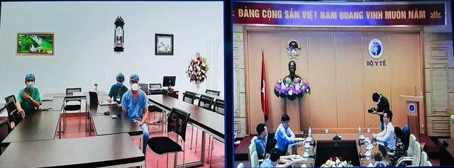 Hỗ trợ 3 tỉ đồng cho bệnh viện C Đà Nẵng thực hiện công tác phòng chống dịch - Ảnh 3.