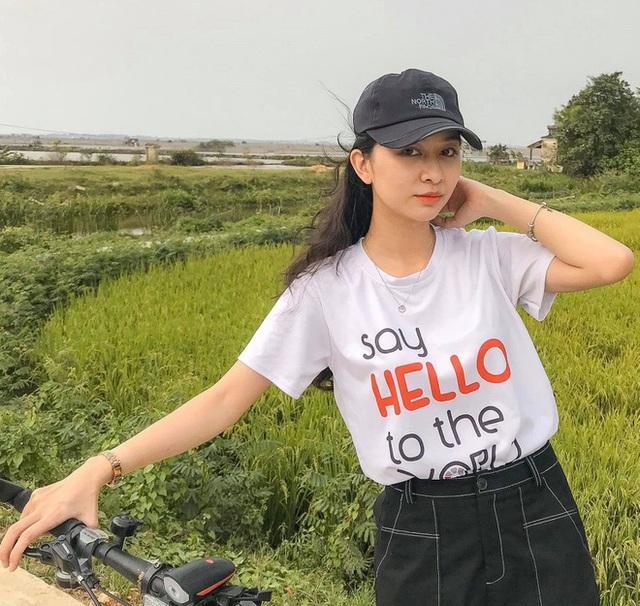 Vẻ đẹp chuẩn con gái Huế của thí sinh Hoa hậu Việt Nam 2020 - Ảnh 11.