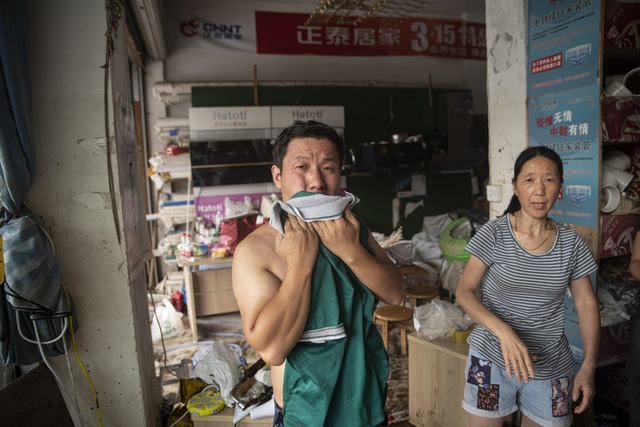 Mưa lũ ở Trung Quốc là thiên tai, nhưng thiệt hại có phải 'nhân tai'? - Ảnh 5.