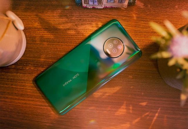 5 smartphone có màu sắc ấn tượng nửa đầu 2020 - Ảnh 5.