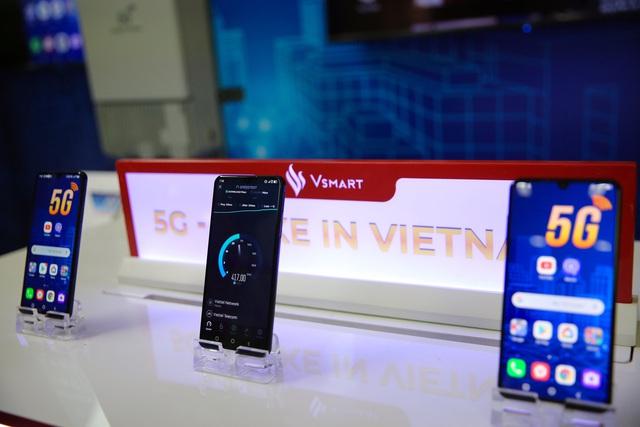 Vinsmart phát triển thành công điện thoại 5G tích hợp giải pháp bảo mật sử dụng công nghệ điện toán lượng tử - Ảnh 4.