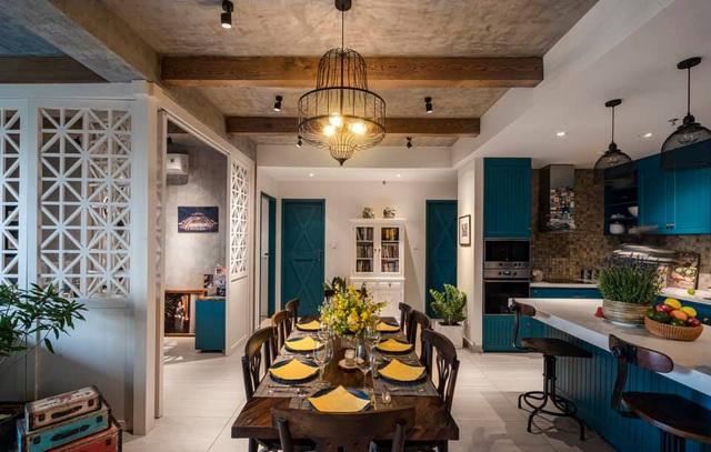 Những căn bếp với không gian xanh mướt, tuyệt đẹp, đảm bảo chị em vừa nhìn chỉ muốn lao vào nấu nướng ngay - Ảnh 6.
