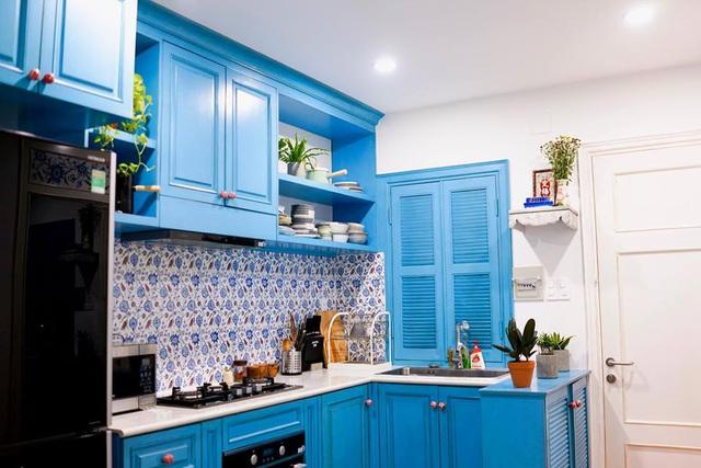 Những căn bếp với không gian xanh mướt, tuyệt đẹp, đảm bảo chị em vừa nhìn chỉ muốn lao vào nấu nướng ngay - Ảnh 9.