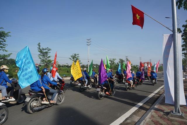 Hà Nội tổ chức Mít tinh kỷ niệm Ngày Dân số Thế giới 11/7 - Ảnh 6.