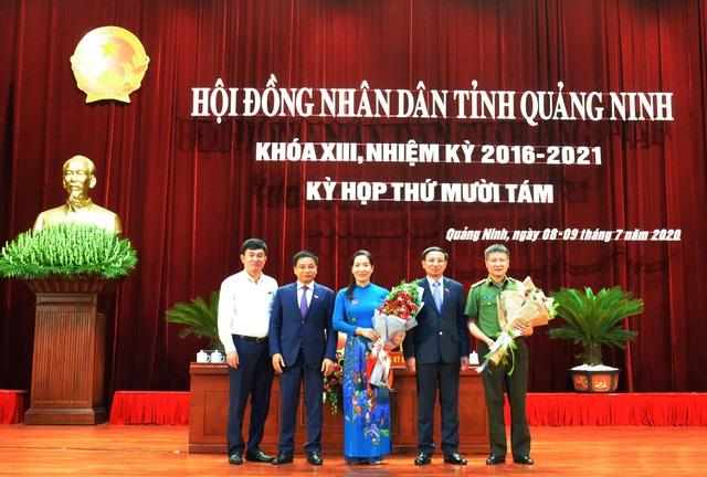 Nữ phó Chủ tịch UBND tỉnh Quảng Ninh vừa được bầu là ai? - Ảnh 2.