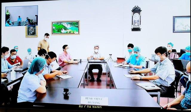 Quyền Bộ trưởng Bộ Y tế: Giải phóng nhanh, giảm mật độ tại Bệnh viện Đà Nẵng là nhiệm vụ ưu tiên - Ảnh 3.
