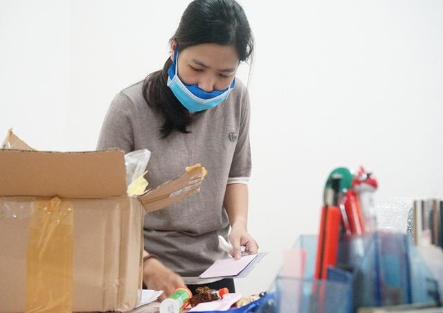 Mục sở thị cung thể thao gần 100.000m2 biến thành bệnh viện dã chiến ở Đà Nẵng - Ảnh 17.