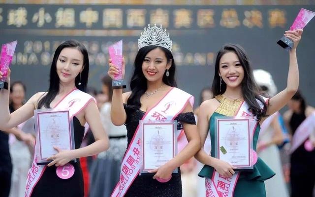 Diễn áo tắm giữa phố và sự bát nháo của cuộc thi hoa hậu ở Trung Quốc - Ảnh 4.