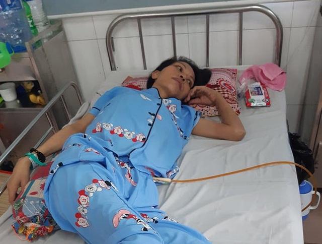 Vừa mất con, sản phụ người Thái lại đánh đu với sự sống khi phát hiện lao phổi nặng - Ảnh 2.