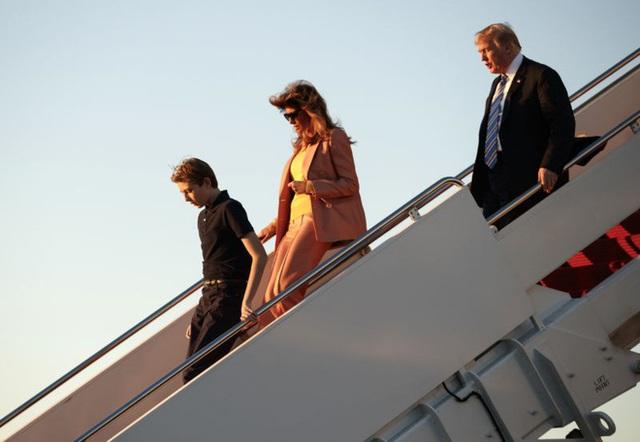 Barron Trump và cuộc sống đặc quyền của con trai tổng thống - Ảnh 11.