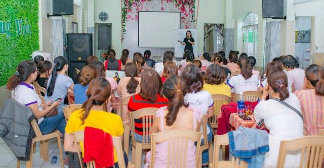 Nữ giáo viên thay đổi cuộc đời nhờ tư tưởng dám thử, dám thay đổi - Ảnh 4.