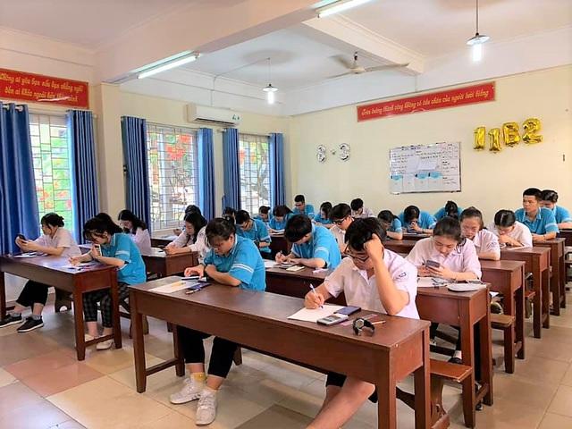 Hải Phòng nở rộ hoạt động đào tạo IELTS trong trường học - Ảnh 1.