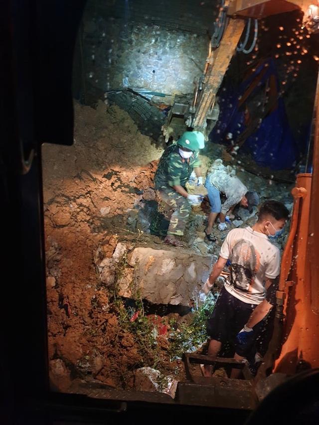 Quảng Ninh: Ảnh hưởng cơn bão số 2, nhiều tuyến đường ngập lụt, kè đất sạt lở làm 1 người thiệt mạng - Ảnh 2.