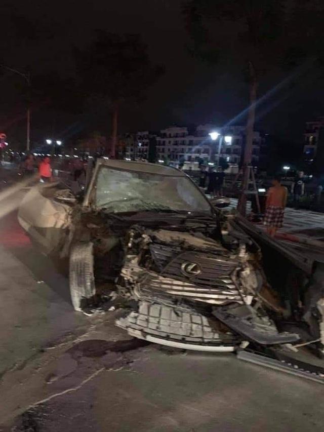Khởi tố lái xe Lexus gây tai nạn liên hoàn trên phố đi bộ Tam Bạc, Hải Phòng - Ảnh 1.