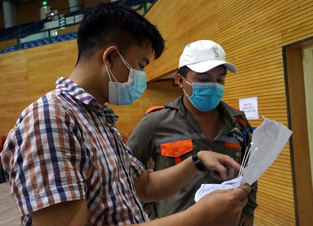 Hình ảnh bệnh viện dã chiến tại Đà Nẵng cơ bản hoàn thành sau 72h thi công thần tốc - Ảnh 15.