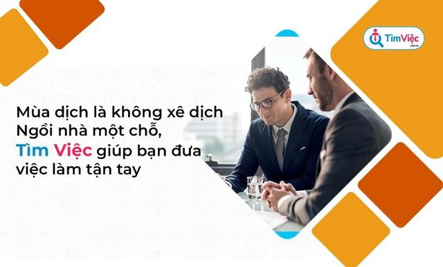 Timviec.com.vn chia sẻ lời khuyên tìm việc làm hiệu quả - Ảnh 1.