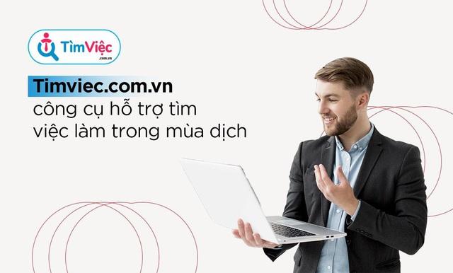 Timviec.com.vn chia sẻ lời khuyên tìm việc làm hiệu quả - Ảnh 3.