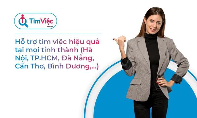 Timviec.com.vn chia sẻ lời khuyên tìm việc làm hiệu quả - Ảnh 4.