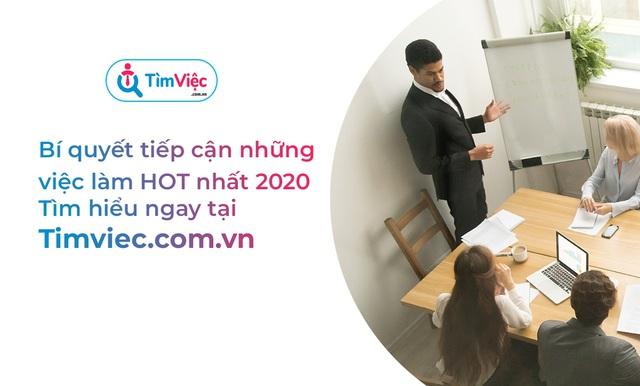 Timviec.com.vn chia sẻ lời khuyên tìm việc làm hiệu quả - Ảnh 5.
